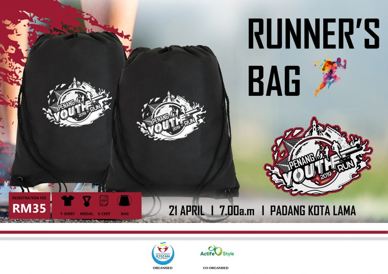 Penang Youth Run Bag