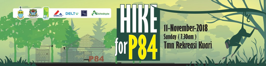 Hike for P84
