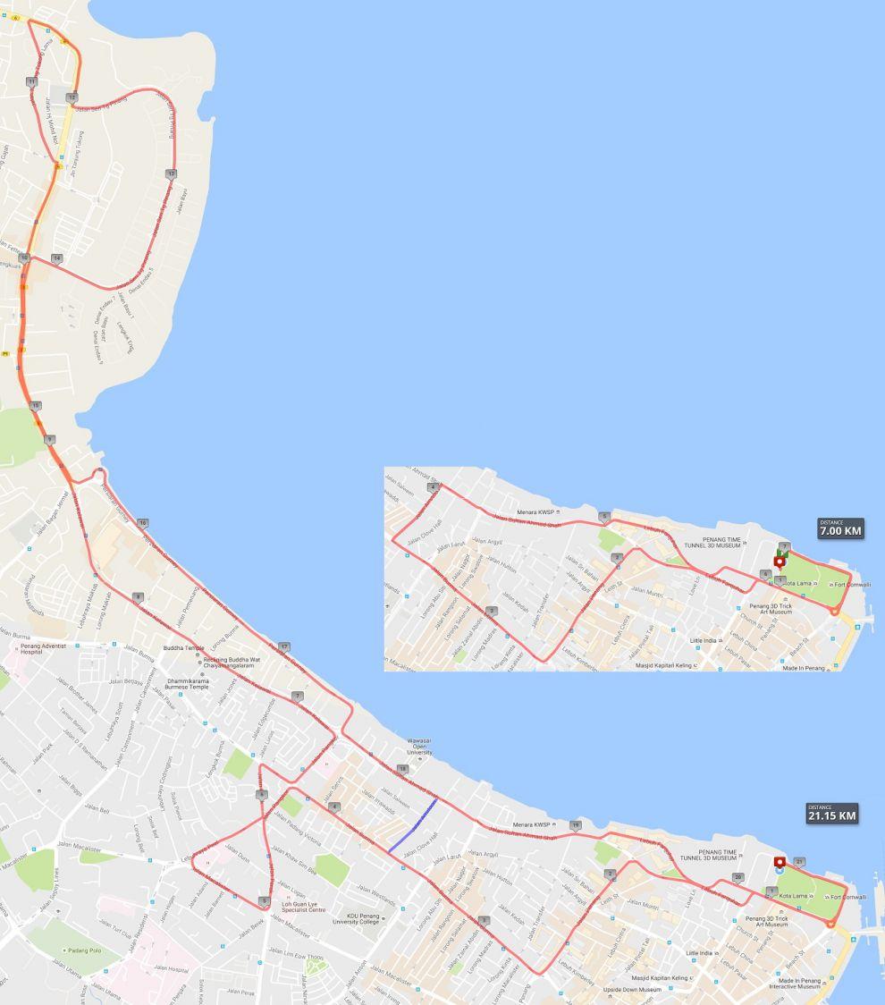 Roller skate shoes penang - Close Large Map