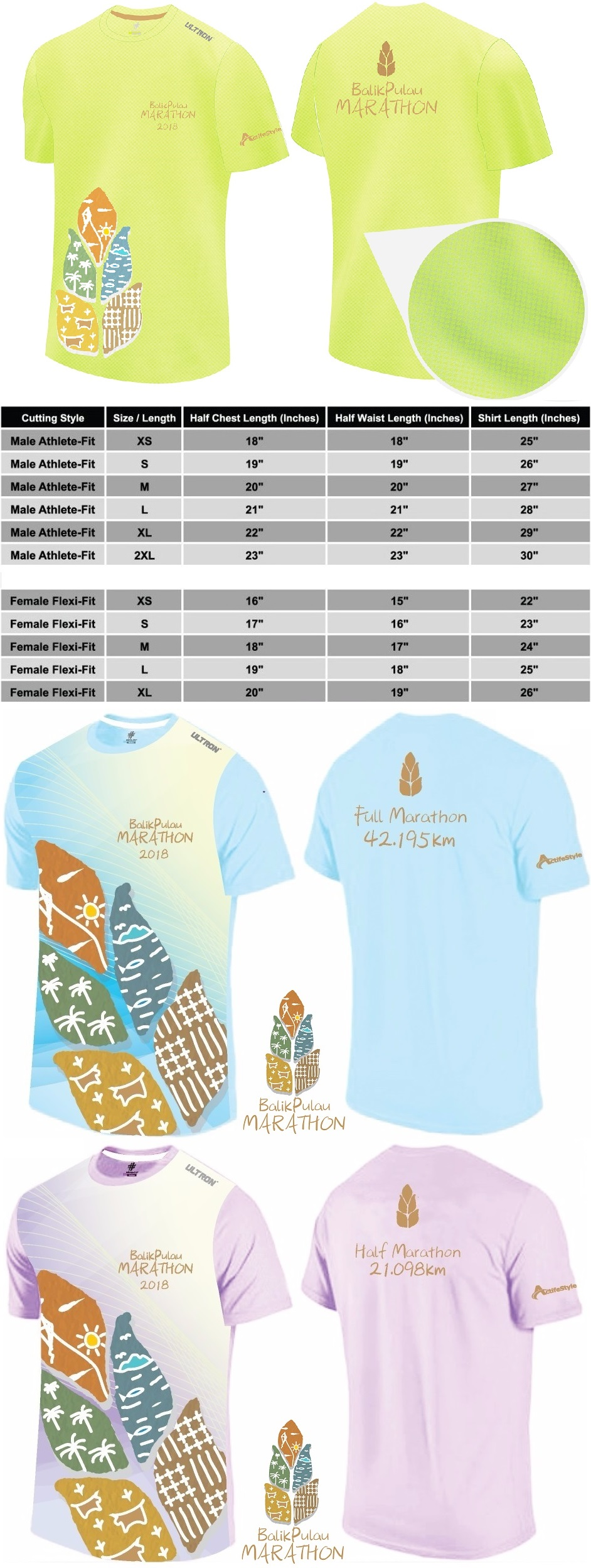 Balik Pulau Marathon