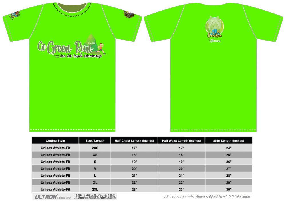 Go Green Run